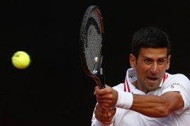 Djokovic melenggang ke perempat final Italian Open