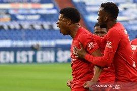 Hertha jauhi ancaman degradasi usai pecundangi Schalke