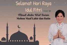 Rayakan Idul Fitri, DLR ajak warga mempererat semangat toleransi