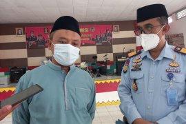 Satu terpidana terorisme di Lapas Rajabasa bebas pada Idul Fitri