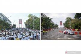 Pusat kota Palembang tanpa Shalat Idul Fitri Page 2 Small