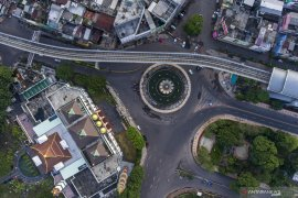 Pusat kota Palembang tanpa Shalat Idul Fitri Page 5 Small