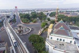 Pusat kota Palembang tanpa Shalat Idul Fitri Page 4 Small