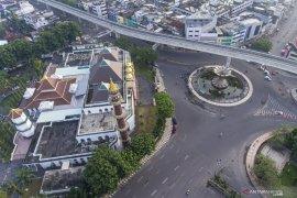 Pusat kota Palembang tanpa Shalat Idul Fitri Page 3 Small