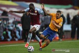 Aston Villa gagalkan ambisi Everton tembus zona Liga Eropa