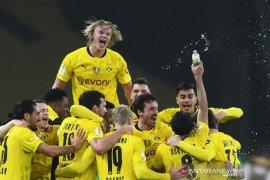 Dortmund juara DFB Pokal usai hajar Leipzig 4-1
