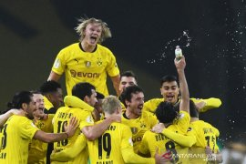 Dortmund juara DFB Pokal selepas menghajar Leipzig 4-1
