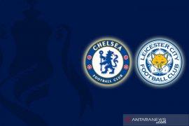 Berikut Head-to-head Chelsea vs Leicester jelang final Piala FA