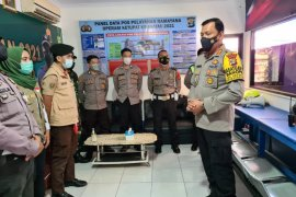 Polda Lampung periksa 29.801 kendaraan selama mudik lebaran