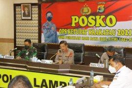 Kapolda Lampung instruksikan pelaksanaan operasi penyekatan arus balik