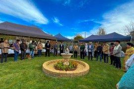 WNI, KBRI rayakan Idul Fitri 1442 Hijriah dengan ceria di Canberra meski tak mudik