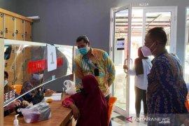 Penitipan barang ke Lapas Padang meningkat drastis saat Lebaran
