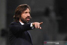 Liga Italia - Pirlo tegaskan Juve punya motivasi lebih jelang jamu Inter Milan