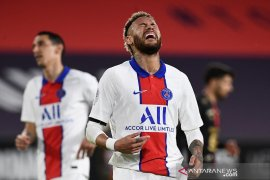 Neymar dikenai sanksi dilarang main di final Piala Prancis