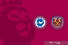 Jadwal Liga Inggris: West Ham bawa misi jaga asa empat besar