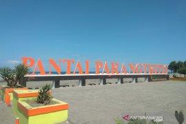 Kawasan pantai Parangtritis dipadati 30.910 orang selama libur Lebaran