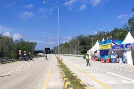 Dua hari usai Lebaran, Tol Trans Sumatera sepi Page 2 Small