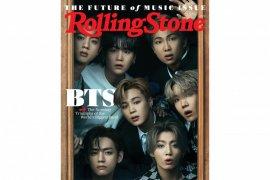 BTS menjadi musisi Asia pertama yang tampil di sampul Rolling Stone