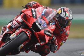 Miller juarai GP Prancis di tengah  cuaca \'semrawut\' Le Mans