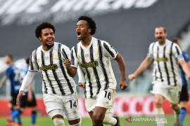 Juventus menangi Derby d\'Italia dan tembus empat besar