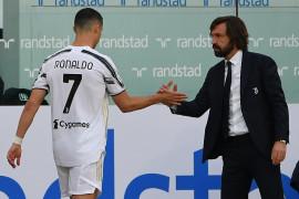 Andrea Pirlo yakin peluang Juve finis empat besar masih ada