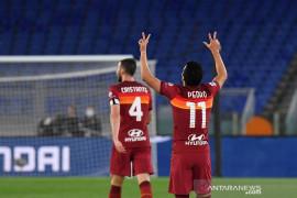 Roma rebut Derby della Capitale, hapus peluang Champions Lazio
