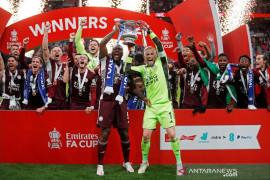 Daftar juara Piala FA: Leicester akhirnya  pecah telur