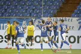 Klasemen Liga Jerman: Schalke bantu Leipzig mengunci tiket Champions