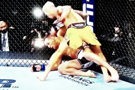 Hajar Chandler, Oliveira juara baru kelas ringan UFC