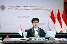 Menlu RI membahas sejumlah isu strategis saat pimpin pertemuan COVAX