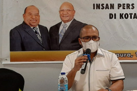 Gubernur Papua minta seluruh komponen tingkatkan fokus jelang pelaksanaan PON XX