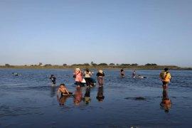 23.455 wisatawan datangi Pantai Glagah Kulon Progo saat libur Lebaran