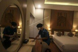 Tingkat hunian hotel DIY merosot pada libur Lebaran 2021
