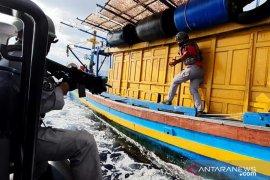 Kapal ikan Vietnam ditangkap di perairan Natuna Utara