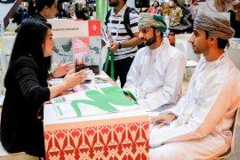 Potensi pariwisata dan ekonomi kreatif Indonesia pameran di Dubai