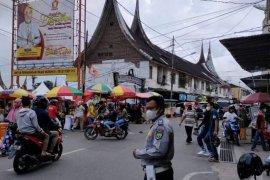 Selama libur lebaran personel Dishub ditugaskan pantau arus lalu lintas