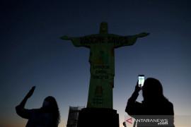Brazil catat 48.013 kasus harian baru COVID-19 disertai 1.334 kematian