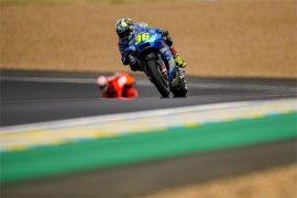 Jeblok di kualifikasi, duet Tim Suzuki hadapi jalan terjal di GP Prancis