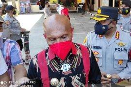 Kabar gembira, kasus  COVID-19 kota Jayapura alami penurunan