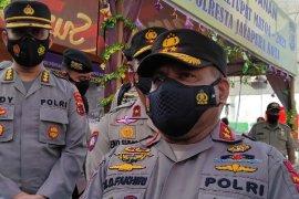 Personel Satgas Nemangkawi terluka saat baku tembak dengan KKB