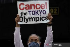 Asosiasi dokter dukung Olimpiade Tokyo dibatalkan karena COVID-19