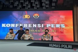 Polri resmi tahan Munarman terkait dugaan  terorisme