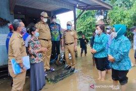 Gubernur minta inventisir data warga terdampak  banjir untuk keperluan bantuan