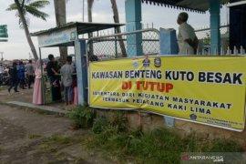 Benteng Kuto Besak Palembang ditutup hingga 31 Mei