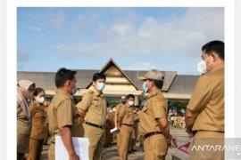Gubernur Kaltara Mengapresiasi ASN yang Taat Larangan Mudik