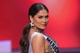Andrea Meza dari Mexico meraih mahkota Miss Universe 2020