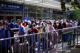 Sejak 2 April, China laporkan 25 kasus baru COVID tertinggi