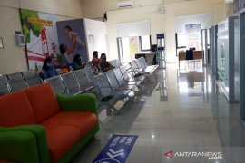 Permohonan paspor di Imigrasi Palembang  usai lebaran sepi