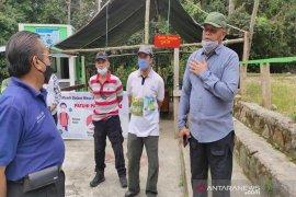 TNLL memperpanjang masa penutupan obyek wisata Danau Tambing