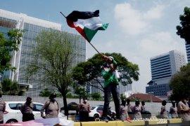Ini nilai ekspor- impor Indonesia, demonstran serukan boikot produk AS dan Israel